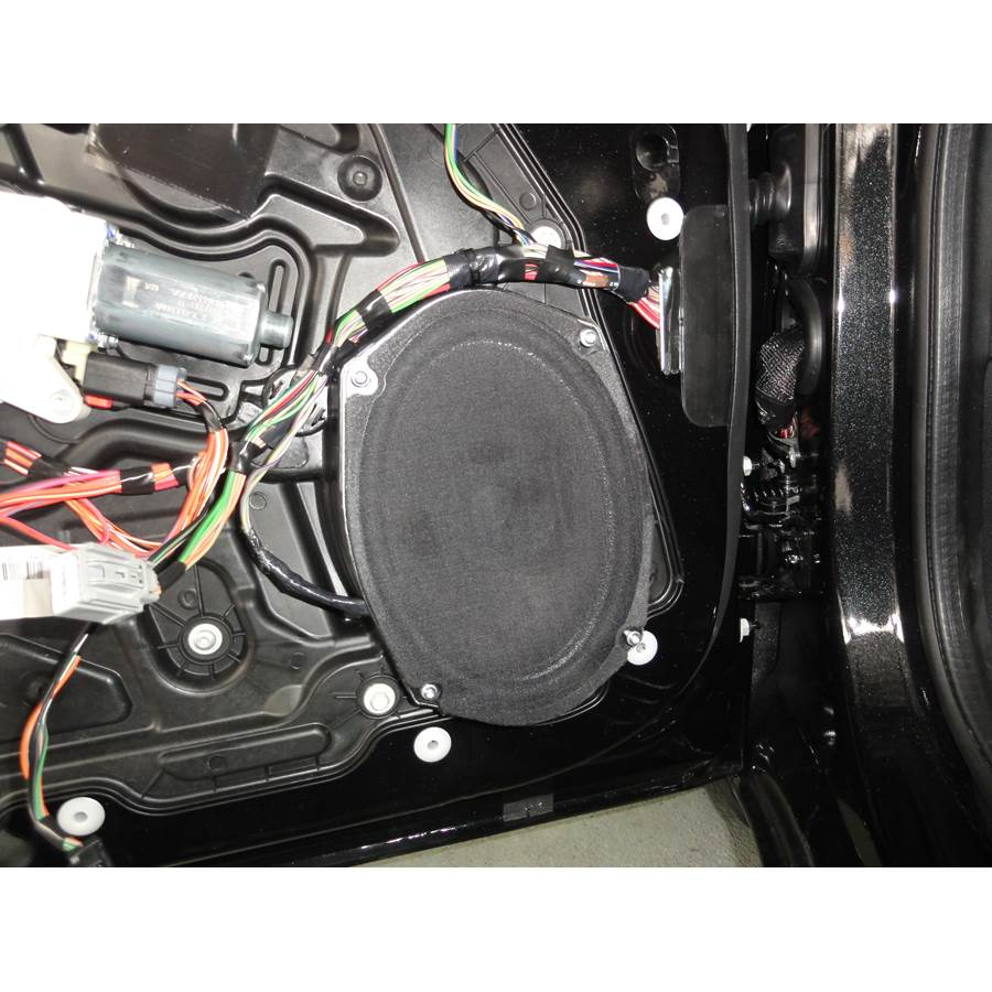 2014 Dodge Avenger Front door speaker