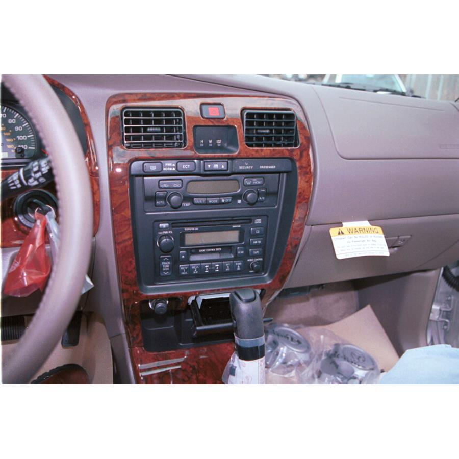 2000 Toyota 4Runner Factory Radio