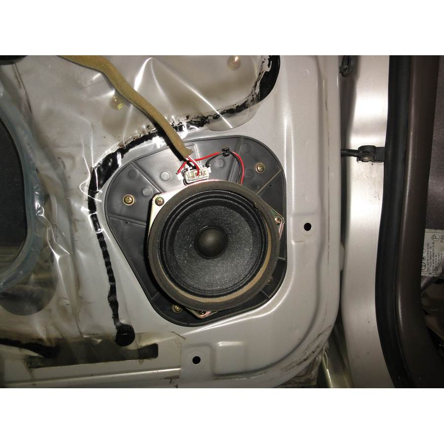 2000 Toyota 4Runner Rear door speaker