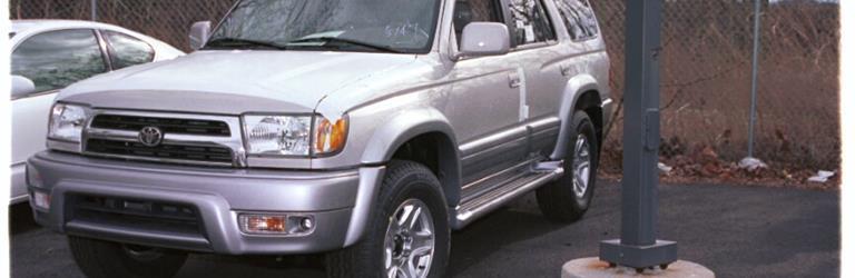 1999 Toyota 4Runner Exterior 1999 Toyota 4Runner Exterior