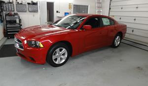 2013 Dodge Charger Exterior