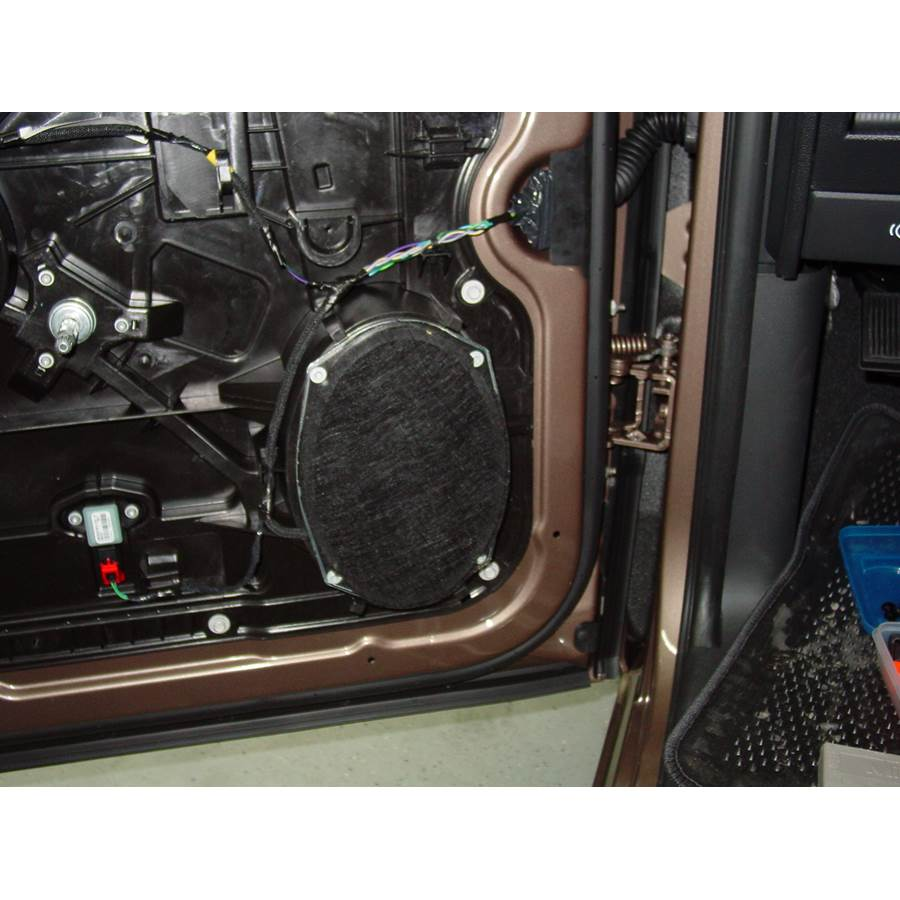 2010 Dodge Ram 5500 Front door speaker