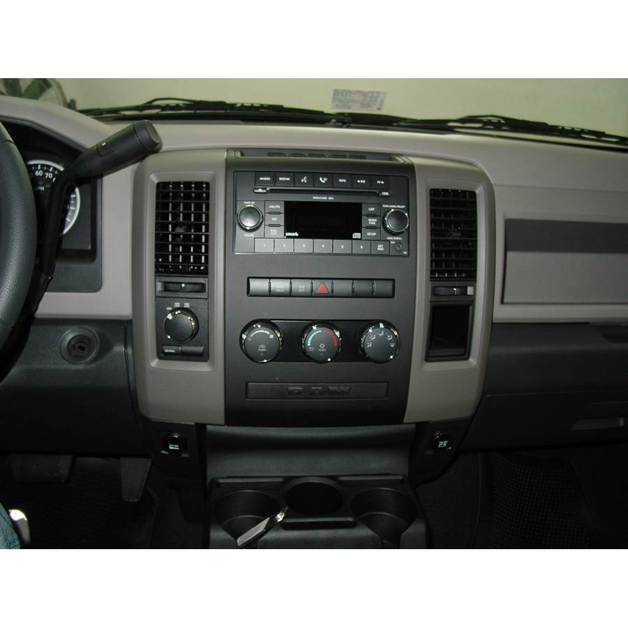2010 Dodge Ram 5500 Factory Radio
