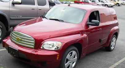 2006-2011 Chevrolet HHR