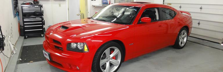 2008 Dodge Charger Exterior