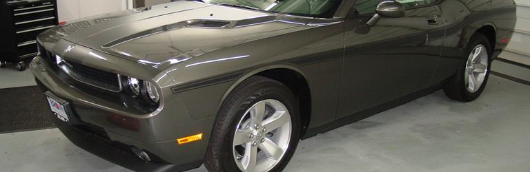 2013 Dodge Challenger - find speakers, stereos, and dash