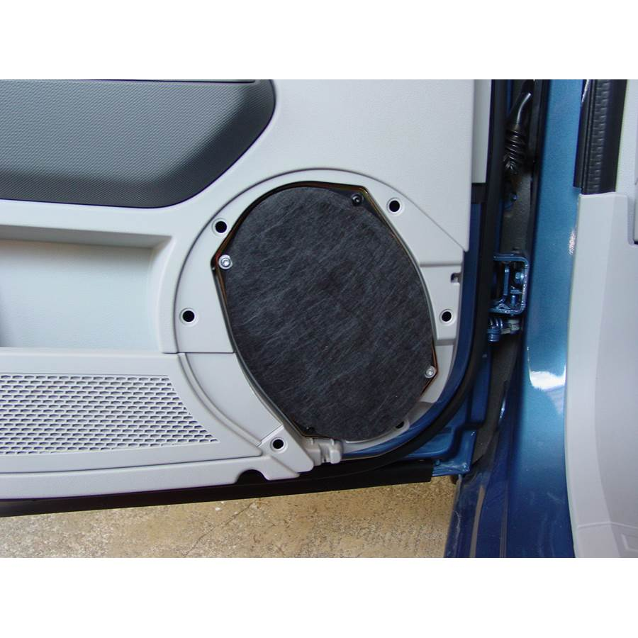 2008 Jeep Patriot Front door speaker