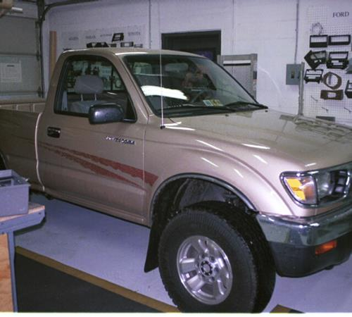 1997 toyota tacoma find speakers stereos and dash kits that fit your car. Black Bedroom Furniture Sets. Home Design Ideas