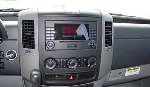 2008 Dodge Sprinter Cargo Factory Radio