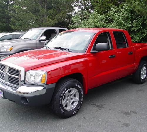2011 Dodge Truck Dakota Exterior