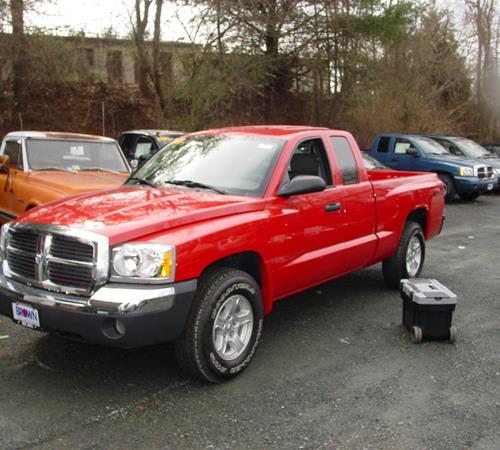 2008 Dodge Dakota Exterior