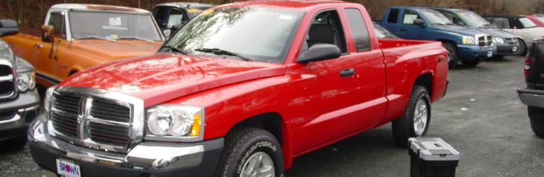 2005 Dodge Dakota Exterior