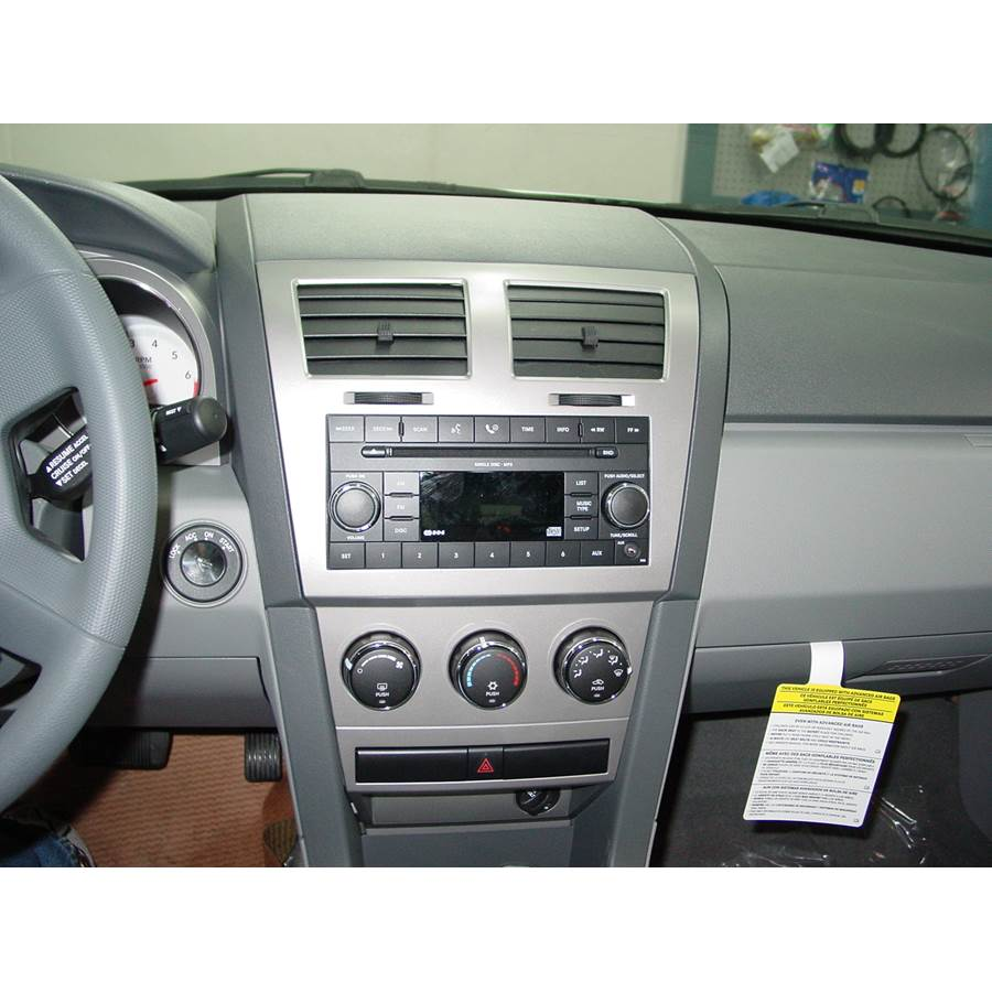 2009 Dodge Avenger Factory Radio
