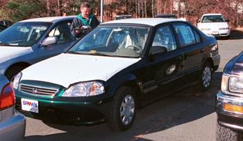 1999-2000 Honda Civic