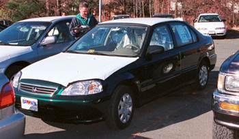 1999-2000 Honda Civic