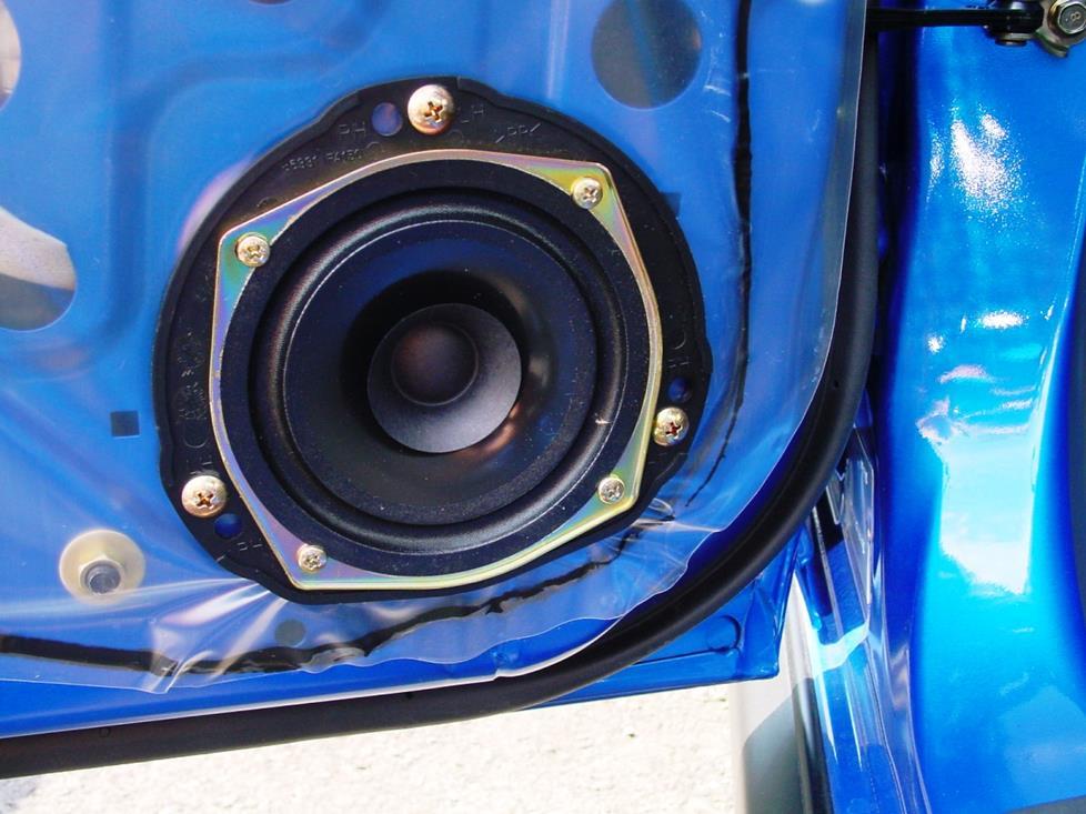 2002 2004 Subaru Wrx Sedan Car Audio Profile