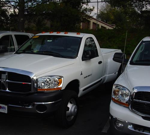 2007 Dodge Ram 3500 Regular Cab Exterior