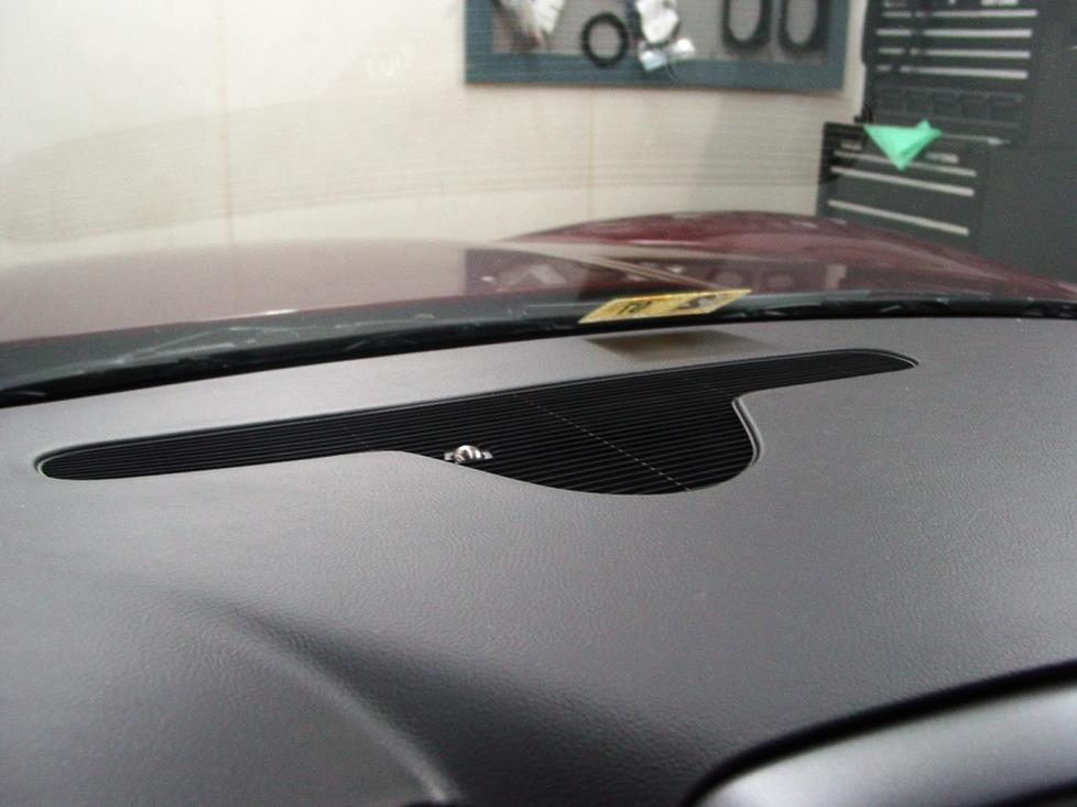 Chevy Corvette center dash speaker