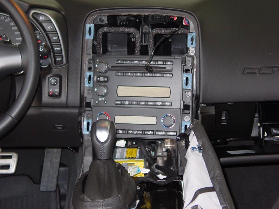 C4 Corvette Radio Wiring Diagram