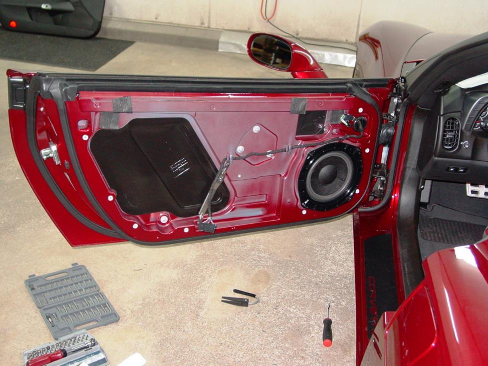 2005 2013 Chevrolet Corvette Car Audio Profile