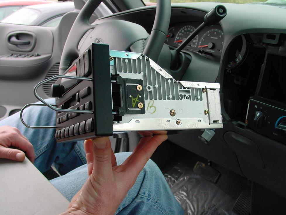 f150receiver why won't a double din receiver fit in my car?  at nearapp.co