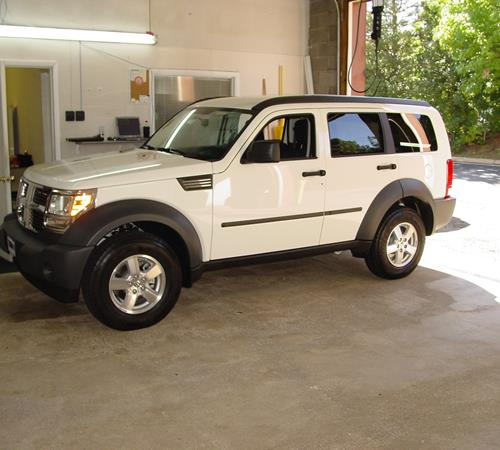 2007 dodge nitro find speakers stereos and dash kits. Black Bedroom Furniture Sets. Home Design Ideas