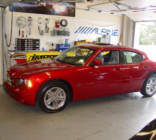 2007 Dodge Charger Exterior