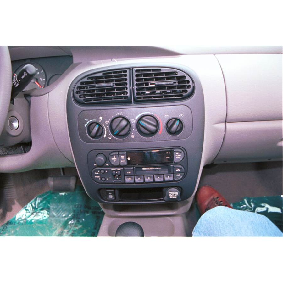 2001 Dodge Neon Factory Radio