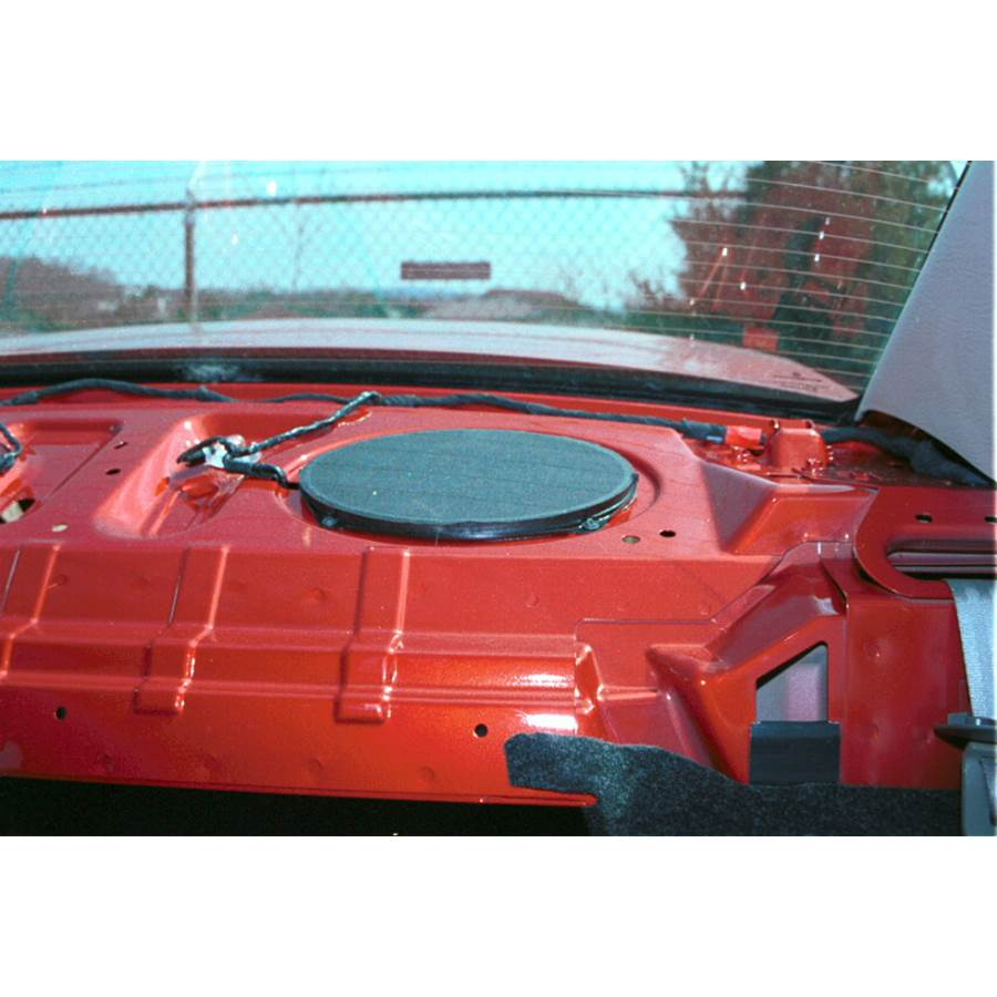 2001 Dodge Neon Rear deck speaker