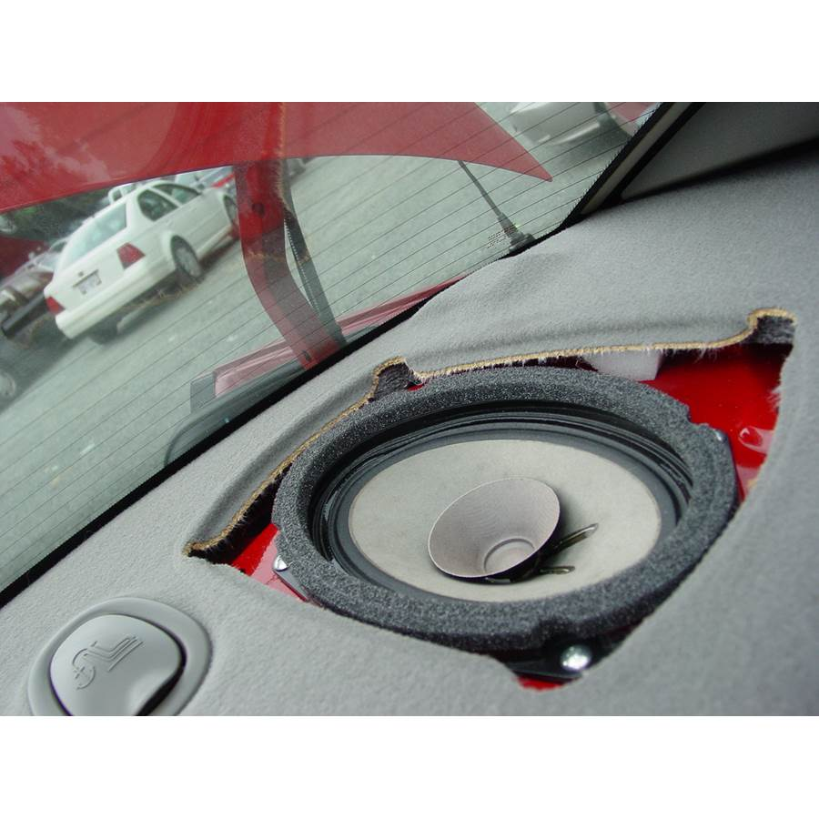 2004 Dodge Stratus Rear deck speaker