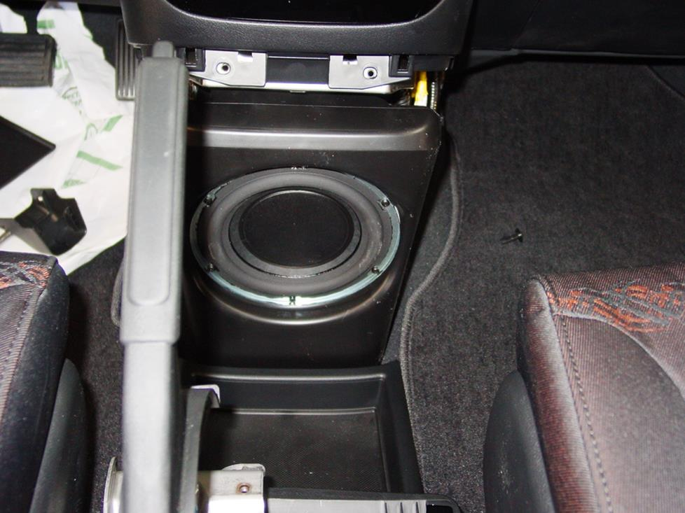 honda element subwoofer