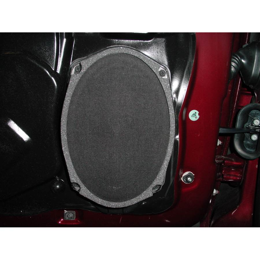 2004 Dodge Stratus Front door speaker