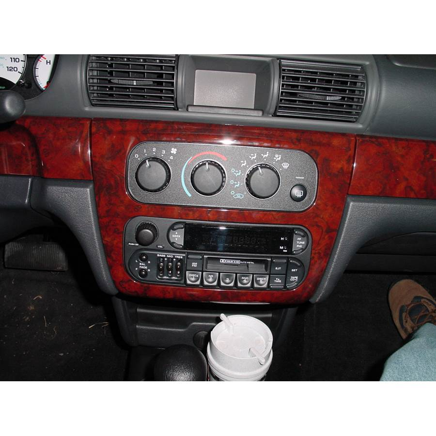 2004 Dodge Stratus Factory Radio