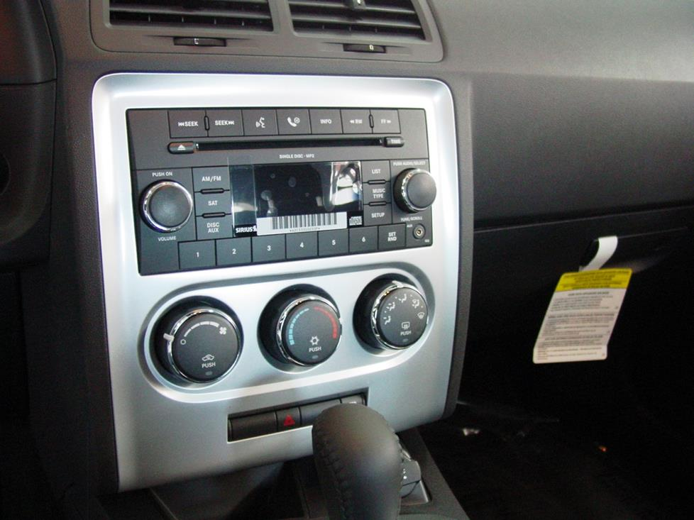 2009 Dodge Challenger Radio Wiring - Schematics Online on