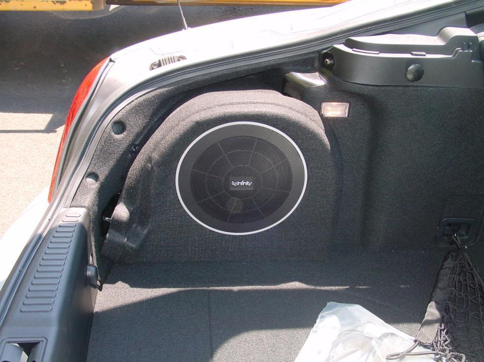 2003 2008 Hyundai Tiburon Car Audio Profile