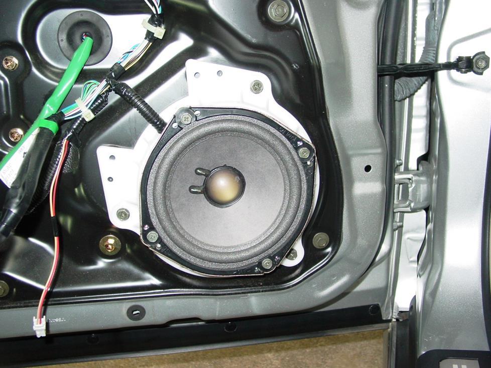 2003 2006 Infiniti G35 Sedan Car Audio Profile