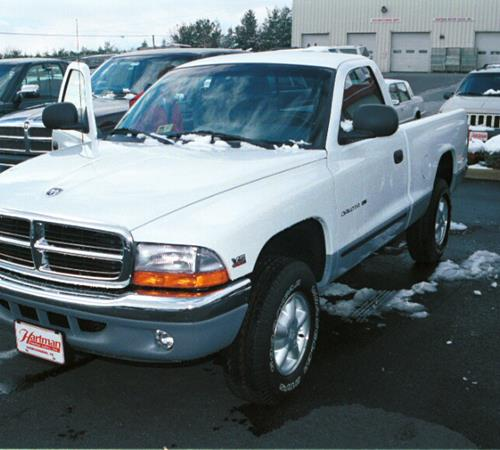 1997 Dodge Dakota Exterior