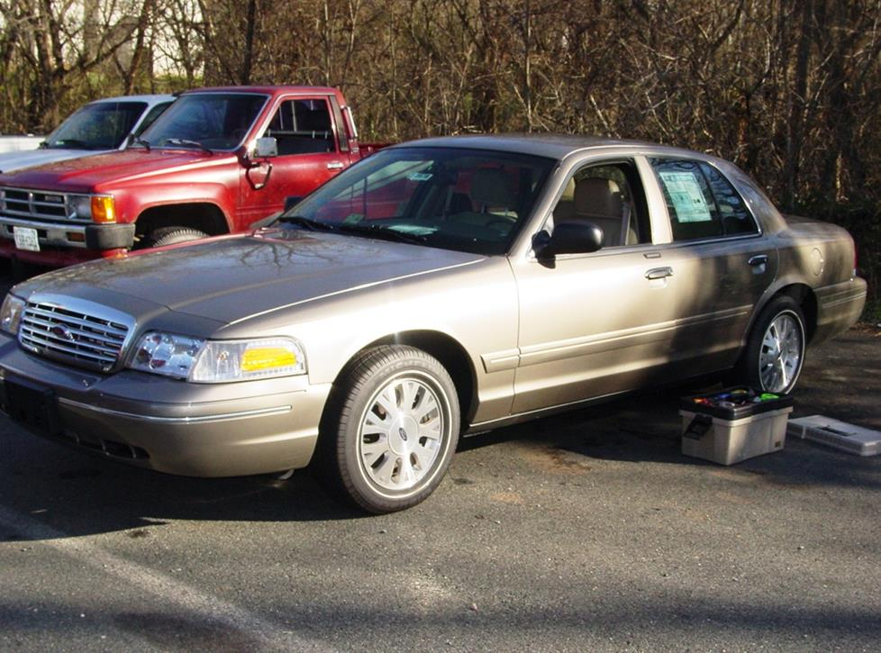 2003 2011 Ford Crown Victoria and Mercury Grand Marquis