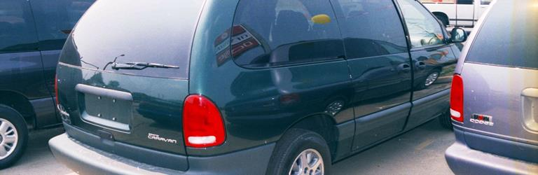 1996 Chrysler Town and Country Exterior