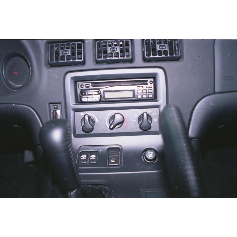 1999 Dodge Viper Factory Radio