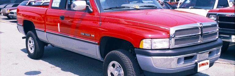 1997 Dodge Ram 3500 Exterior