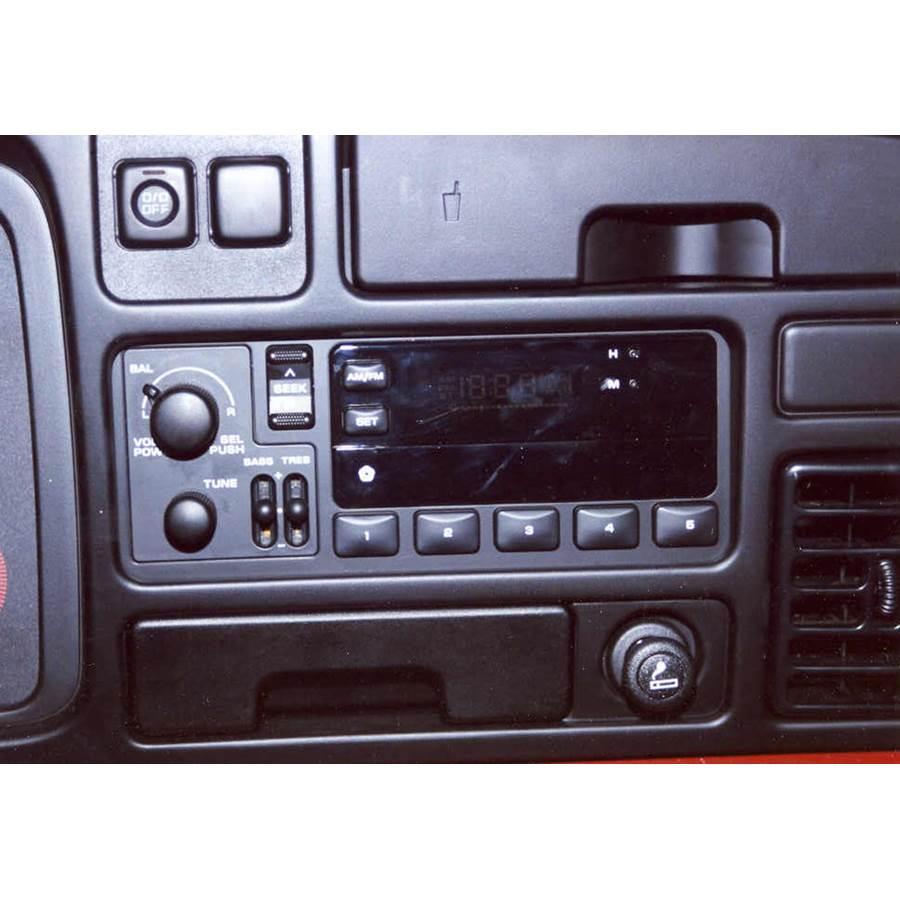 1996 Dodge Laramie Factory Radio