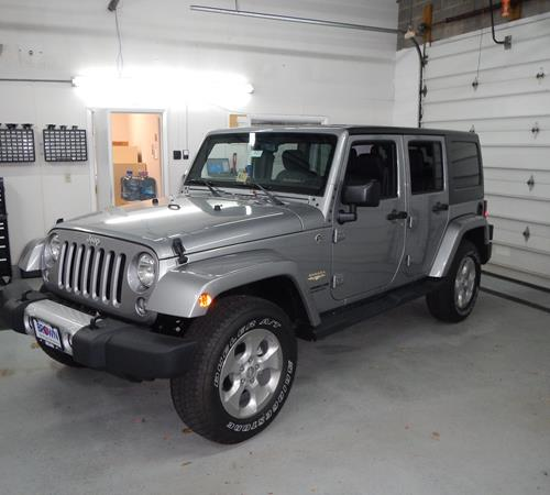 2014 Jeep Wrangler Unlimited Exterior