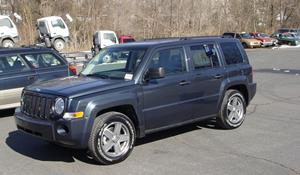 2009 Jeep Patriot Exterior