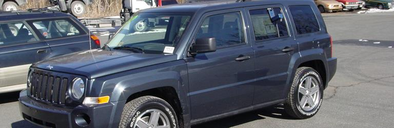 2015 Jeep Patriot Exterior