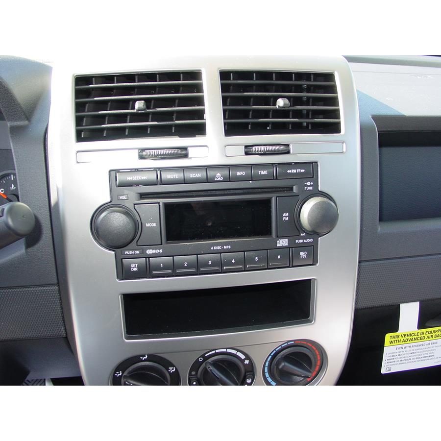 2008 Jeep Patriot Factory Radio
