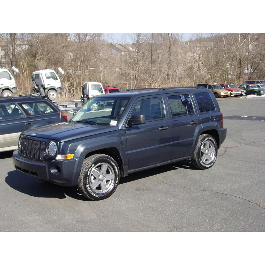 2008 Jeep Patriot Exterior