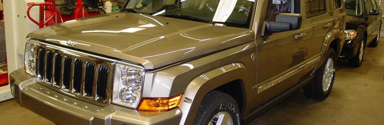2007 Jeep Commander Exterior