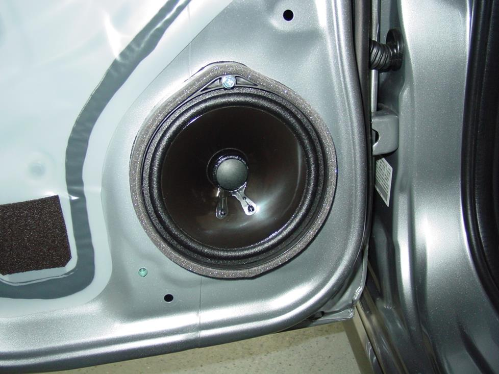 honda fit rear door speaker