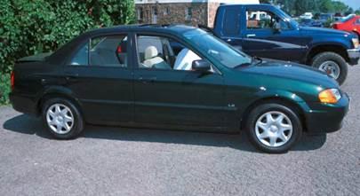 1999-2000 Mazda Protege